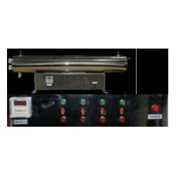 UV филтър с 4 лампи 55W - 220W с контролна кутия